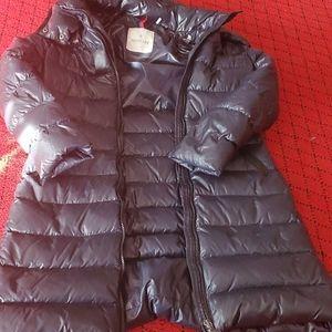 Girl's Authentic Moncler Coat